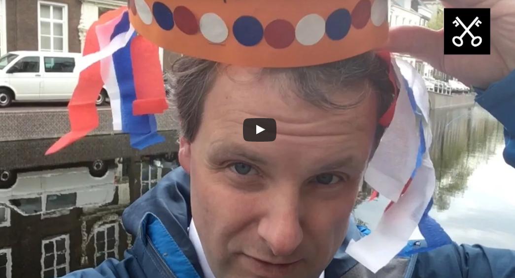 Vlog 14 - Koningsdag