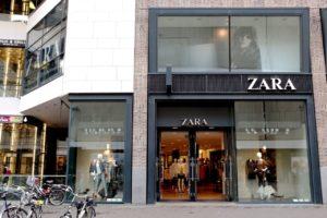 Zara in Den Haag