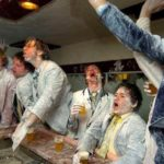 16 juni: Biertje met Bleijie