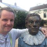 Selfie met……. Rembrandt van Rijn