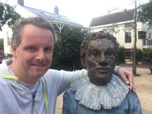 1. Selfie met Rembrandt