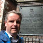Founding Fathers van de VS uit Leiden