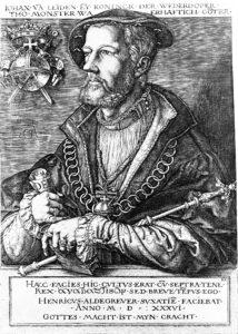28. Jan van Leyden - Bron Wikipedia