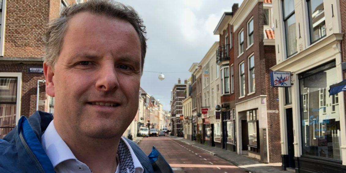 28. Selfie met...-Jan van Leyden