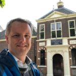 Leiden, hofjeshoofdstad van Nederland