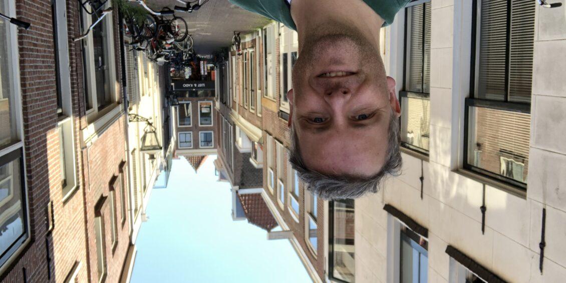 48. Selfie met ...- Bouwerrrlouwerrrsteeg
