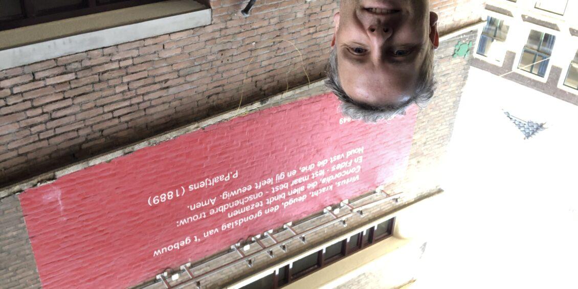 51. Selfie met...- Piet Paaltjens